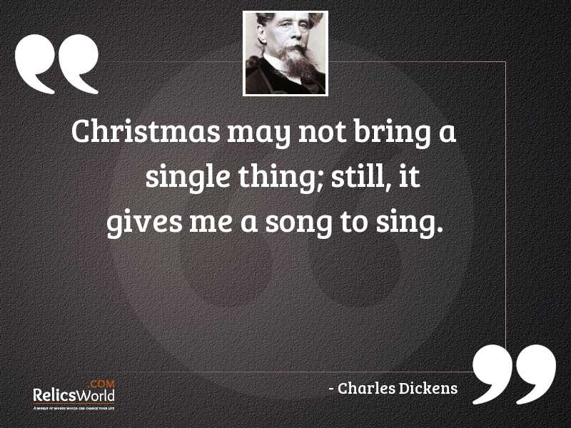 Christmas may not bring a