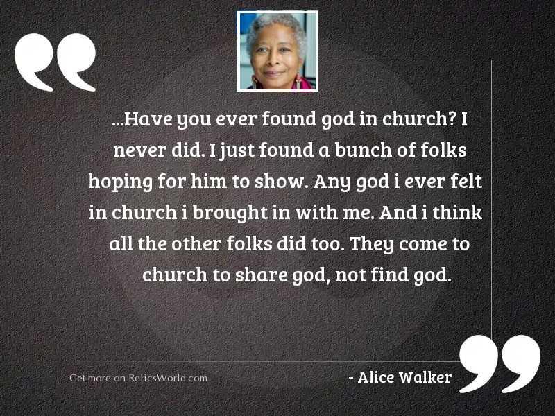 124 Church Quotes   RelicsWorld