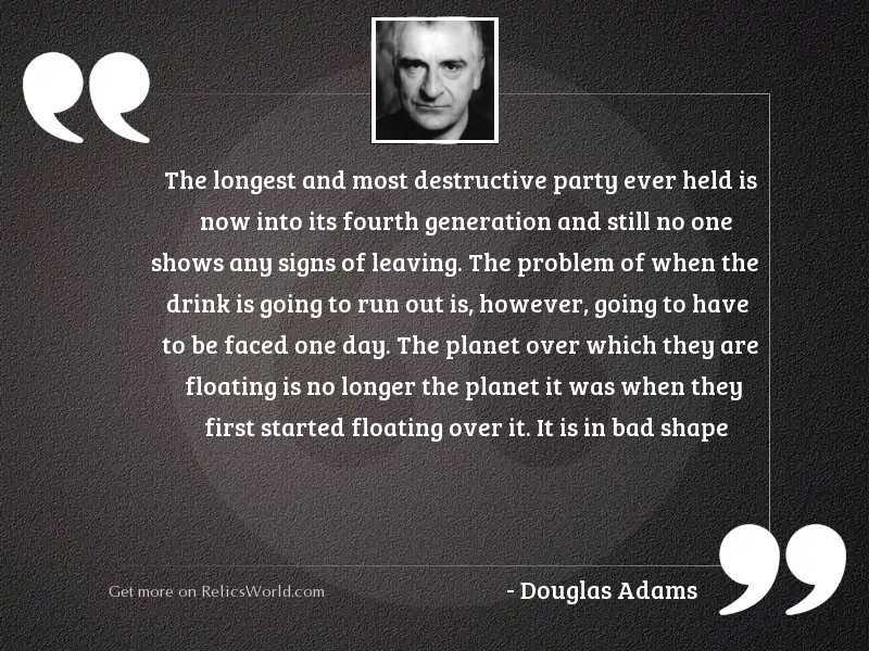The longest and most destructive