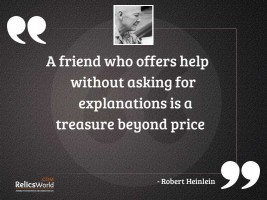 A friend who offers help