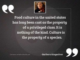 Food culture in the United