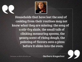 Households that have lost the