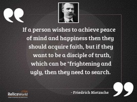 if a person wishes to