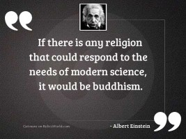 If there is any religion