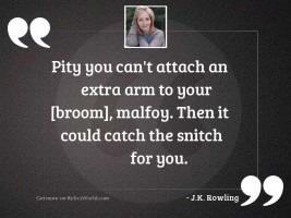 Snitch Quotes | RelicsWorld