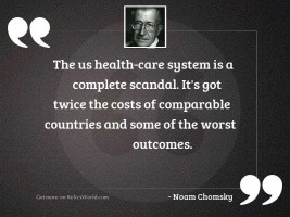 The US health care system