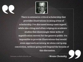 There is extensive critical scholarship