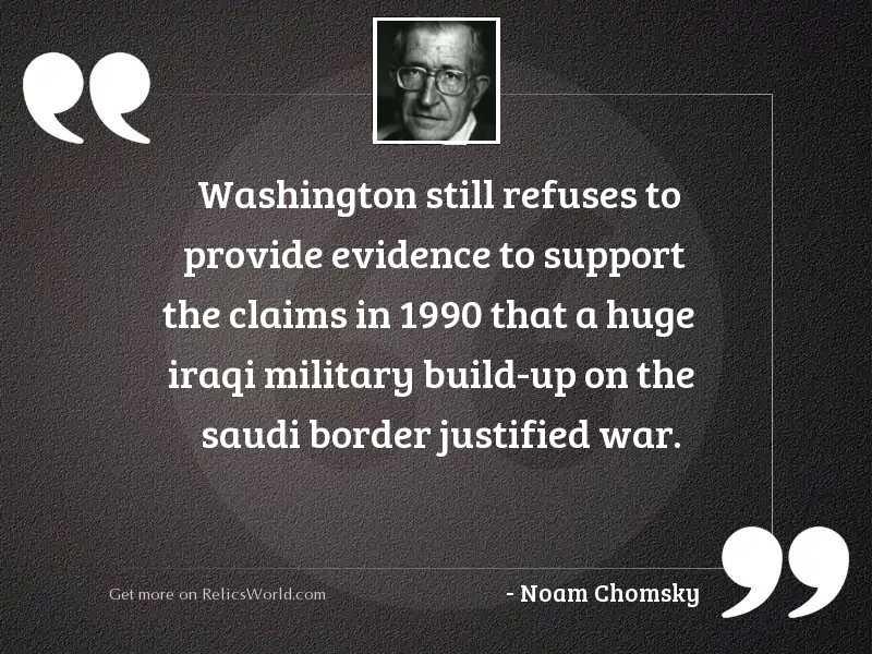 Washington still refuses to provide