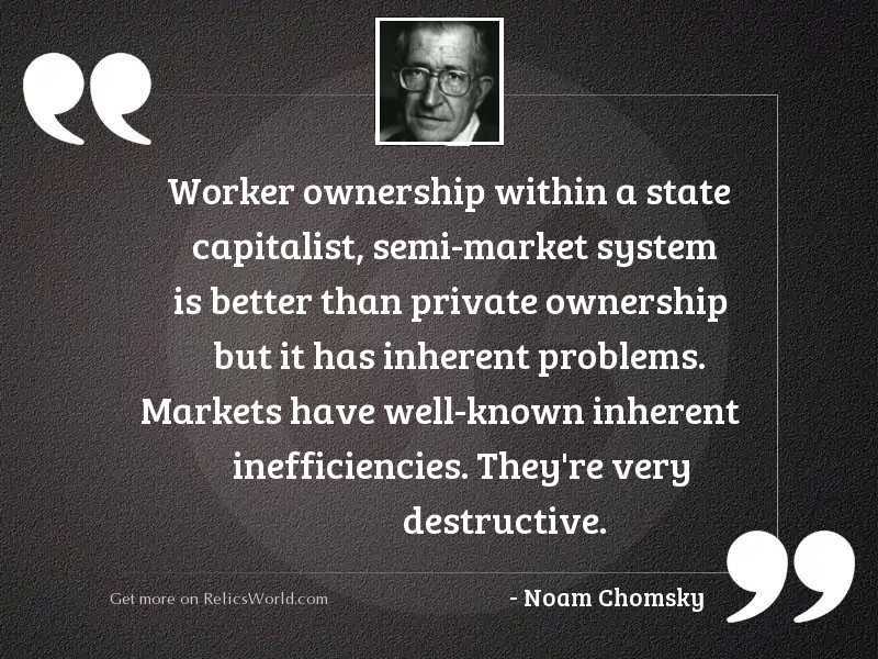 Worker ownership within a state